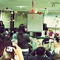 安寧病房聖誕表演