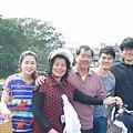 2013 大年初四 安平騎腳踏車