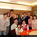 2008 研究室尾牙合照