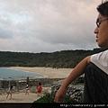 馬大大看著海