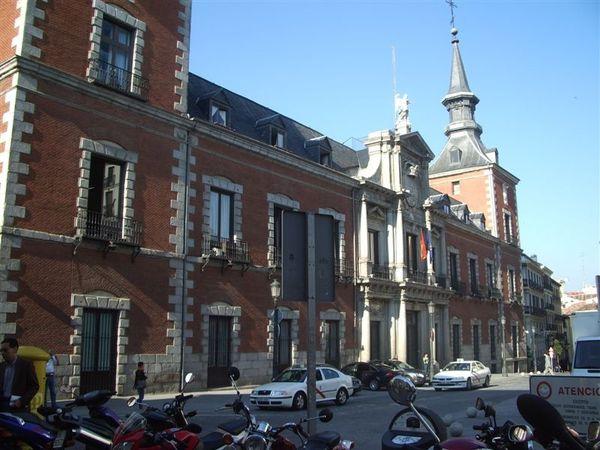 馬德里街景