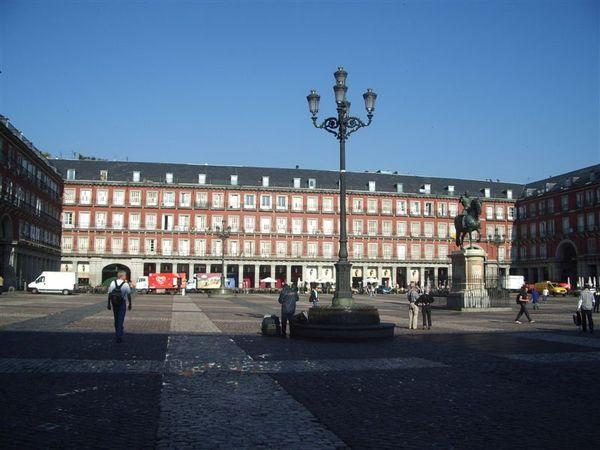Plaza Mayor主廣場