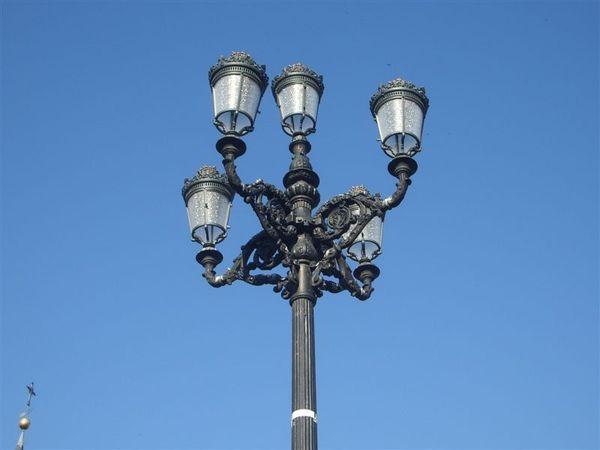 美麗的街燈
