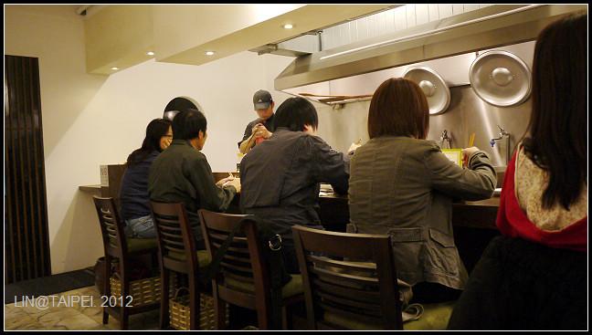 GF3-京都風-緣麵屋蕎麥沾麵@台北-003