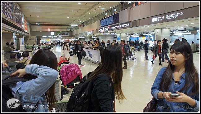 日本單身行第一日之2-015