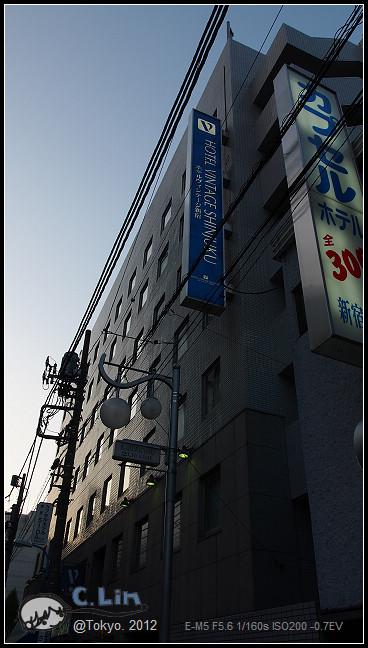 日本單身行第一日之2-060