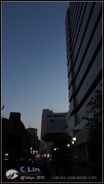 日本單身行第一日之3-001