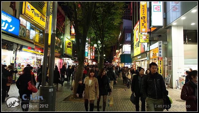 日本單身行第一日之3-017