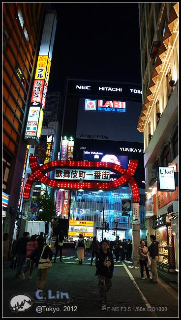 日本單身行第一日之3-014