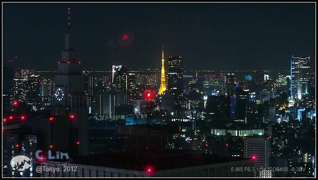 日本單身行第一日之4-025