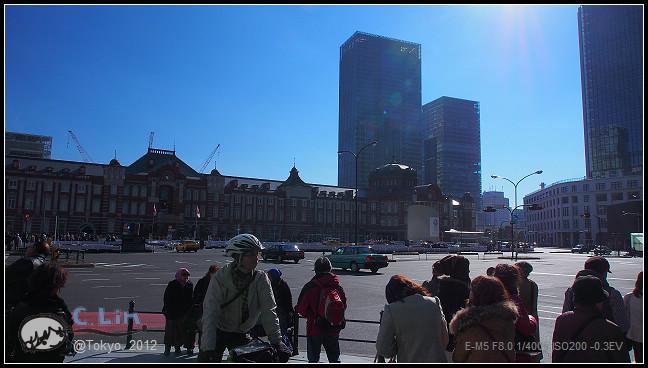 日本單身行第二日之1-058