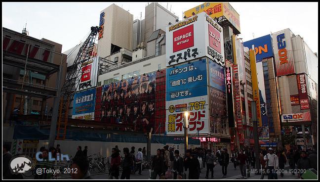 日本單身行第二日之4-001