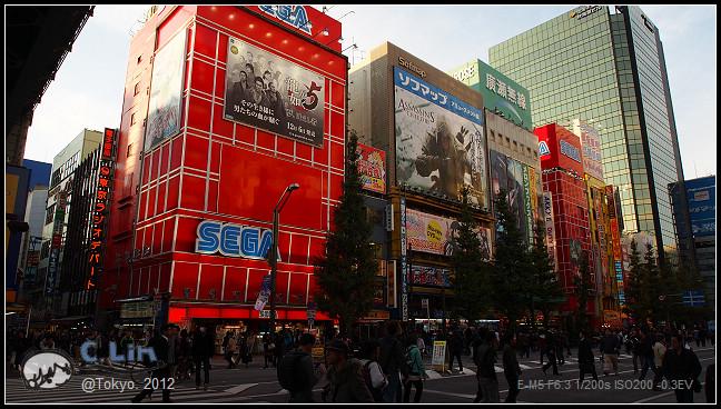日本單身行第二日之4-007