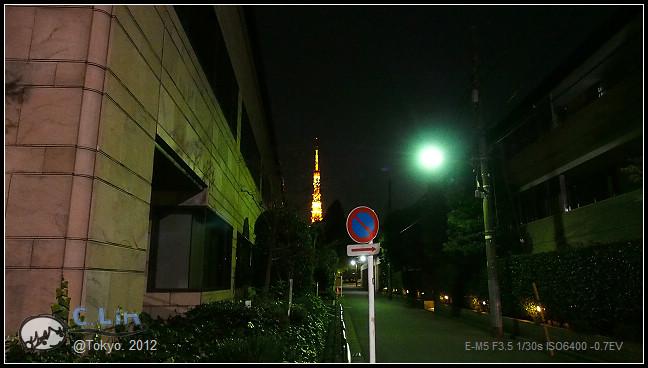 日本單身行第二日之7-001