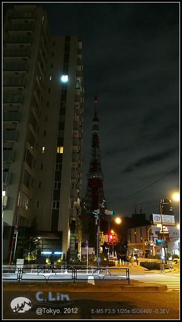 日本單身行第二日之10-012