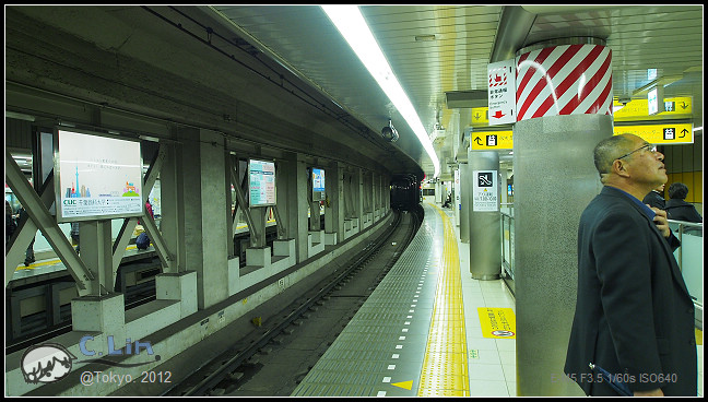 日本單身行第三日之5-001