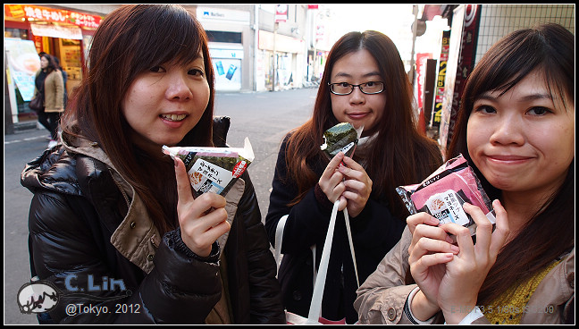 日本單身行第六日之1-007