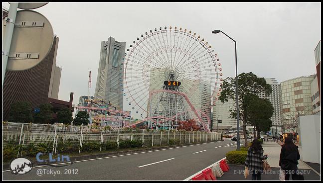 日本單身行第六日之8-001
