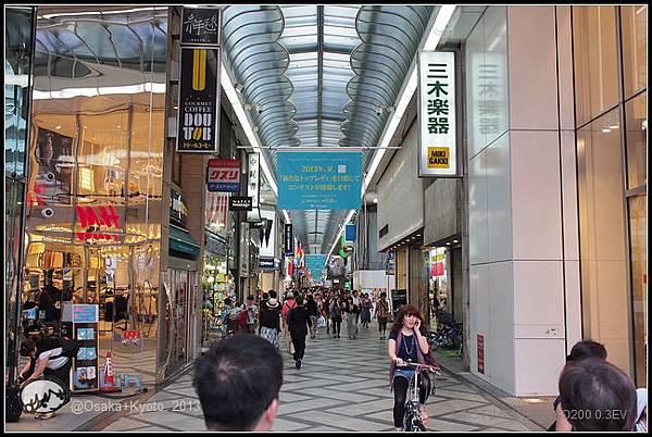 2013-京阪行-1-4 沒有盡頭的心齋橋通-006