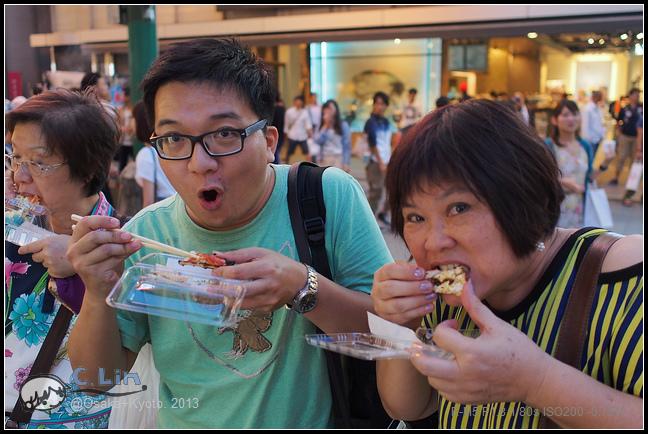 2013-京阪行-1-6 螃蟹道樂的厲害蟹腳!-010