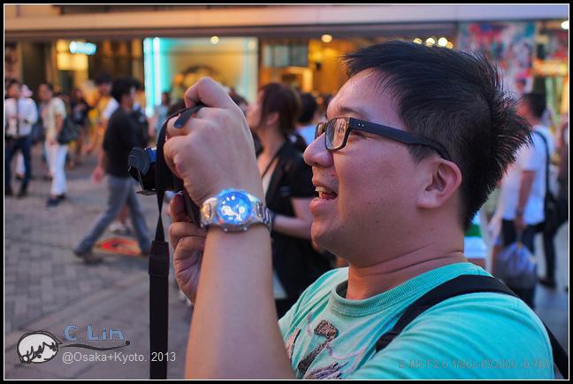 2013-京阪行-1-6 螃蟹道樂的厲害蟹腳!-007