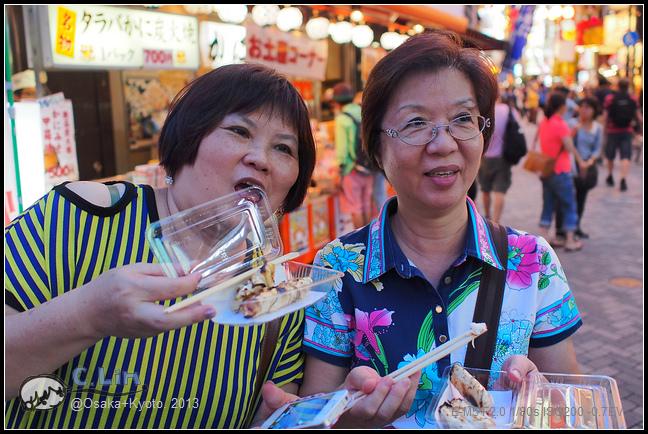 2013-京阪行-1-6 螃蟹道樂的厲害蟹腳!-008