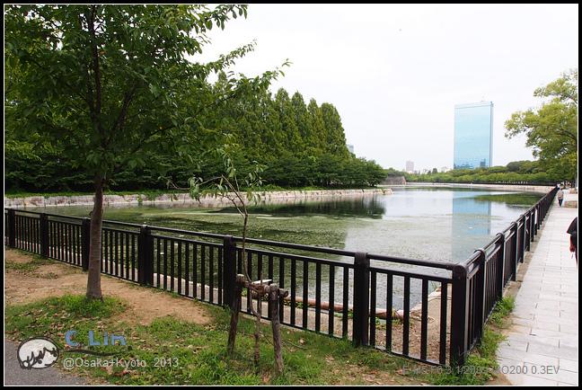 2-2 久違了,大阪城-010