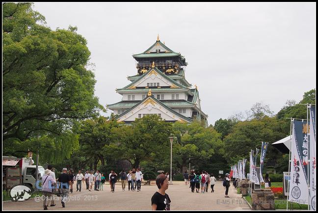 2-2 久違了,大阪城-022