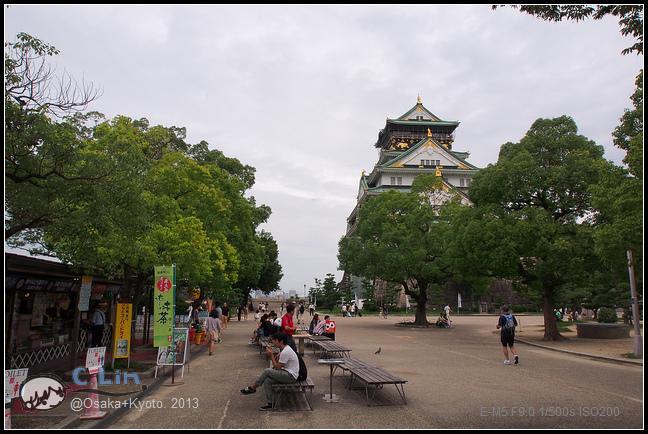 2-2 久違了,大阪城-026