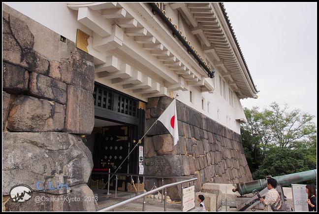2-2 久違了,大阪城-055