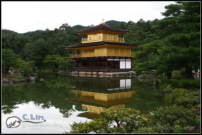 3-4 傳說中的金閣寺036