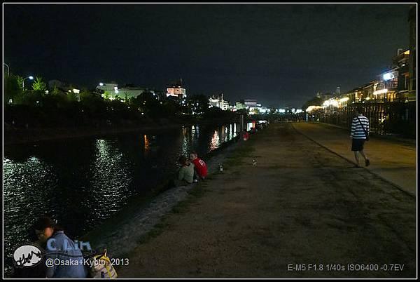 3-7 夜鴨川017