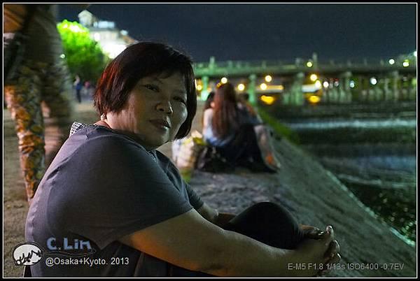 3-7 夜鴨川019