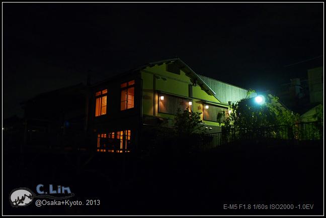 3-7 夜鴨川031