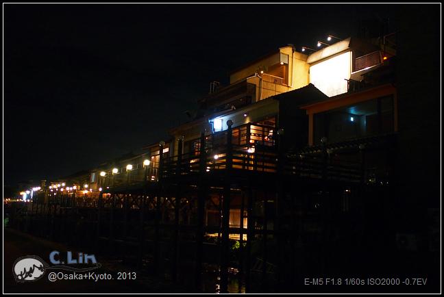 3-7 夜鴨川024