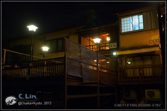 3-7 夜鴨川026