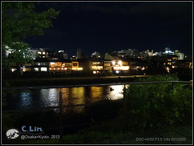 3-7 夜鴨川036