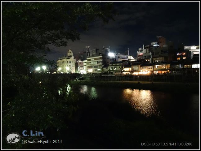 3-7 夜鴨川040