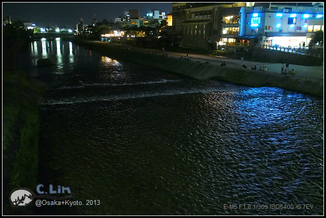 3-7 夜鴨川045