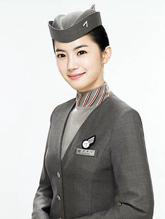 Asiana flight attendant 106