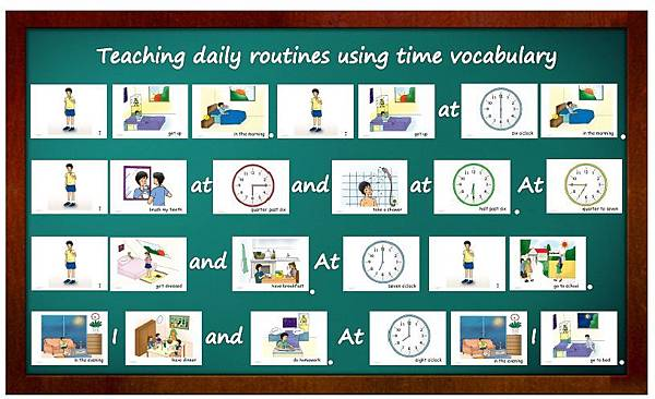 Daily Routines_Teaching_Activities