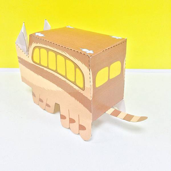 cat bus back