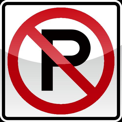 06_NO PARKING 禁止停車
