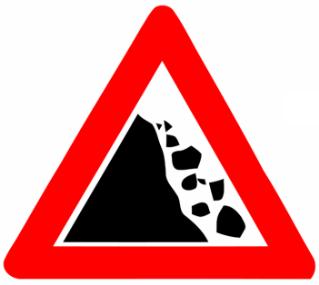 15_FALLING ROCKS 小心落石