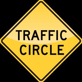 38_TRAFFIC CIRCLE 環狀交叉口