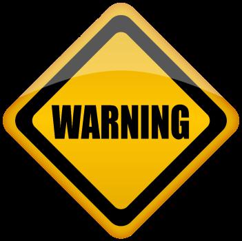 52_Warning  警告