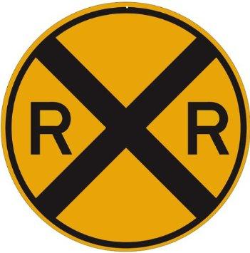 62_railroad crossing 前有火車會車