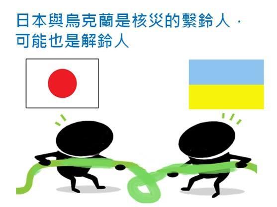 日本與烏克蘭是核災的繫鈴人,可能也是解鈴人