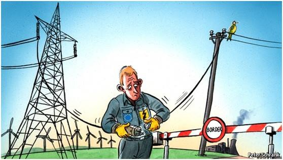 歐洲追求再生能源的希望、恐懼擔憂與怪現象