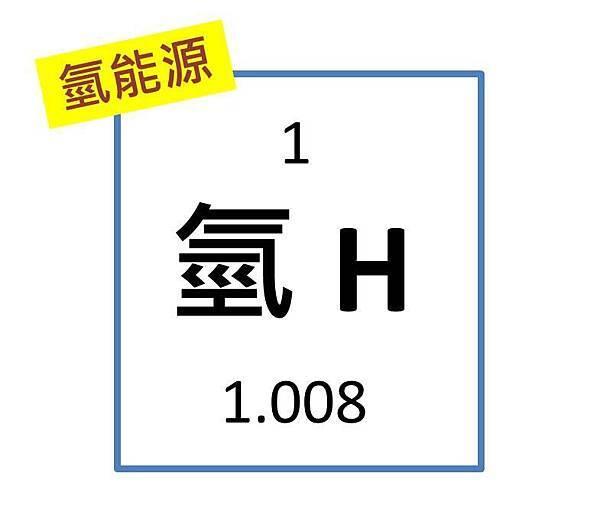 關於氫能Hydrogen